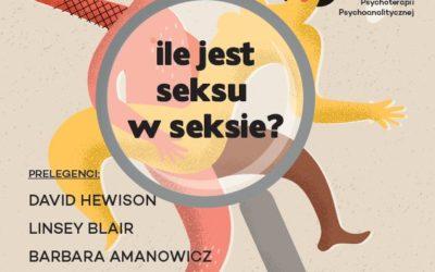 14.04.2018 III Konferencja Pracując Psychoanalitycznie z Parami